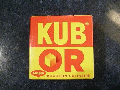 KUB OR DE MAGGI