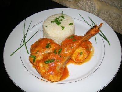 Lotte l 39 armoricaine la recette facile par toqu s 2 cuisine - Lotte al armoricaine recette cuisine ...