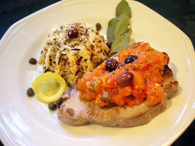 Thon Frais à La Tomate La Recette Facile Par Toqués Cuisine - Comment cuisiner le thon frais