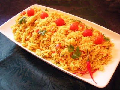 Riz basmati au curry la recette facile par toqu s 2 cuisine - Cuisiner des aubergines facile ...