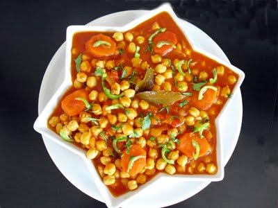 Pois chiche a la tomate la recette facile par toqu s 2 - Cuisiner des pois chiches ...