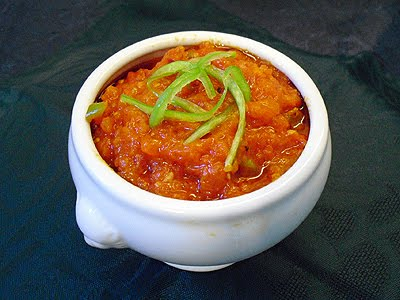 Sauce tomate piquante la recette facile par toqu s 2 cuisine for Sauce tomate cuisinee
