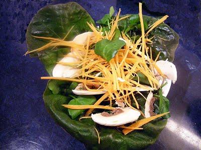 salade de cresson la recette facile par toqu s 2 cuisine. Black Bedroom Furniture Sets. Home Design Ideas