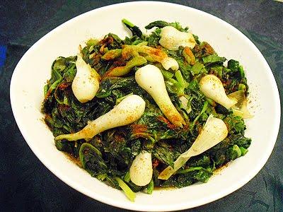Epinards Frais A La Chinoise Toqués Cuisine - Comment cuisiner des epinards frais