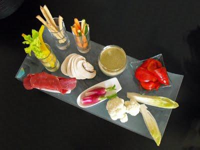 Bagna cauda la recette facile par toqu s 2 cuisine for Plat convivial rapide