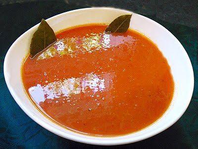 Sauce tomates fraiches