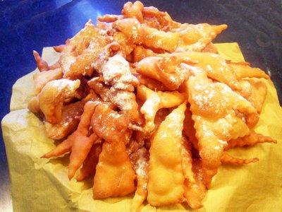 Bugnes recipe bugnes aftouch cuisine for Aftouch cuisine com
