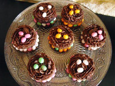 Biscuits de Pâques au chocolat