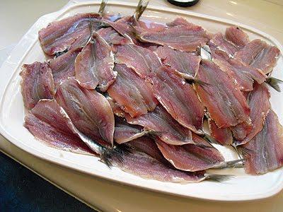 Comment faire les filets de sardines la recette facile - Comment cuisiner des filets de sardines ...