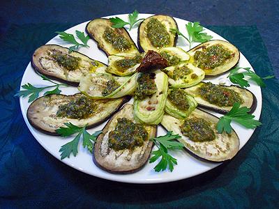 Salade de l gumes grill s la recette facile par toqu s 2 cuisine - Legumes faciles a cuisiner ...