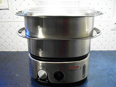 cuisson vapeur la recette facile par toqu s 2 cuisine. Black Bedroom Furniture Sets. Home Design Ideas