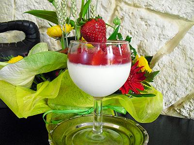 Groupon mag le blog toqu s 2 cuisine - Panna cotta noix de coco ...