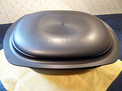 Cocotte ultra pro tupperware toqu s 2 cuisine - Plat micro onde tupperware ...