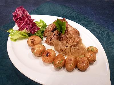 Epaule d 39 agneau l 39 orientale la recette facile par - Cuisine orientale facile ...