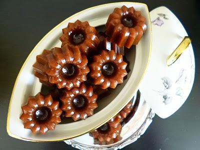 Bonbons au caramel maison