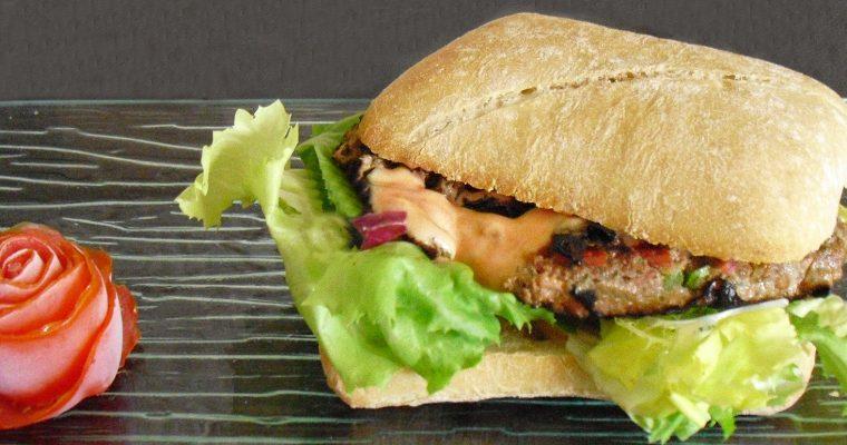Hamburgers Thaï