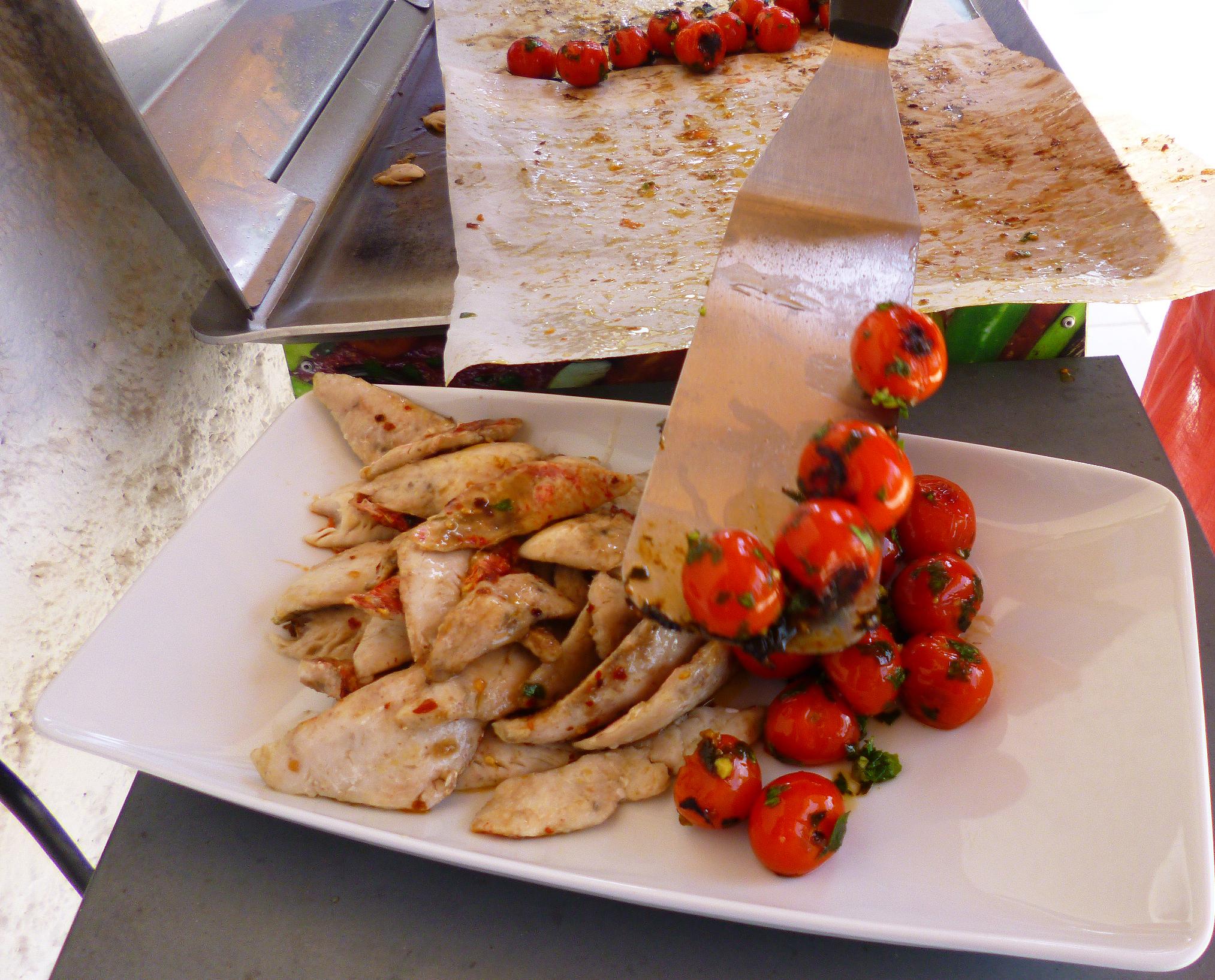Filets de rouget la plancha la recette facile par - La cuisine a la plancha ...