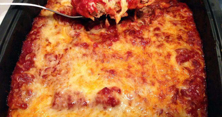 Cannellonis au sanglier
