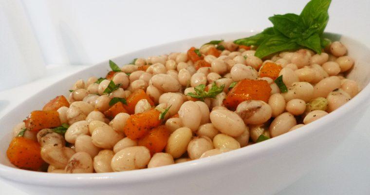 Salade de haricots de Paimpol
