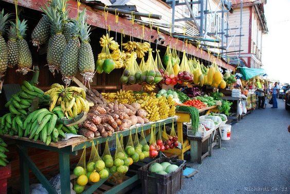 Les spécialités de la Guyane !