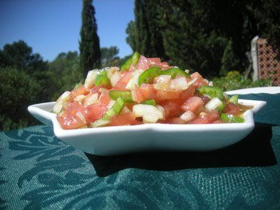 Rougail tomate