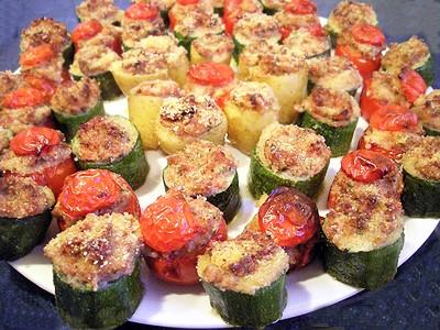 froids lors d\u0027un apéritif dînatoire, en entrée ou en plat principal.  Ils font la joie des petits et des grands. On peut les préparer la veille.