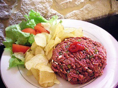 Steaks tartare