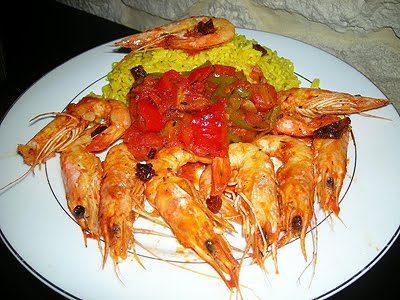 Recettes de coquillages et crustac s toqu s 2 cuisine - Cuisiner gambas surgelees ...