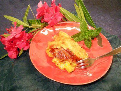 Pastilla aux fruits exotiques