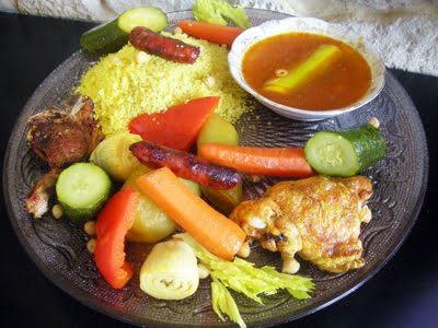 Couscous La Recette Facile Par Toques 2 Cuisine