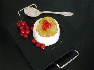 glace au citron sans sorbeti re la recette facile par. Black Bedroom Furniture Sets. Home Design Ideas