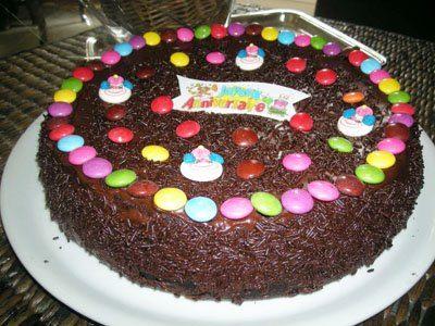 Gateau D Anniversaire Au Chocolat Facile La Recette Facile Par