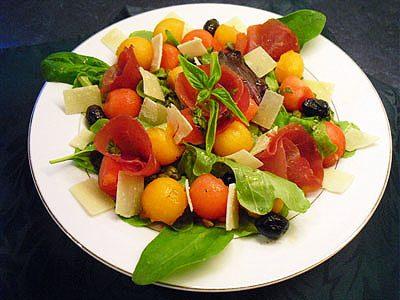 Salade tutti frutti