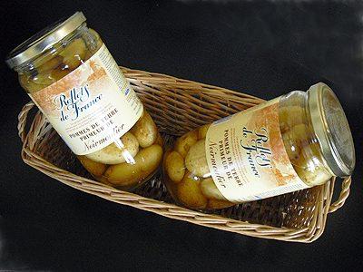Pommes de terre Primeur de Noirmoutier