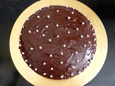 Gâteau chocolat Grand Marnier