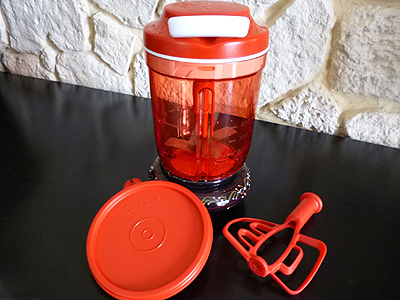 TurboMax Tupperware