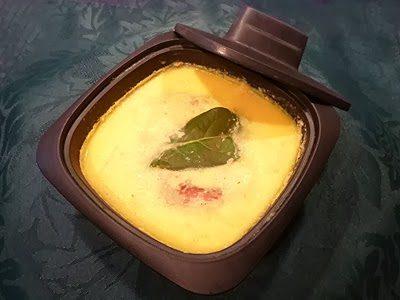 Foie gras au micro onde