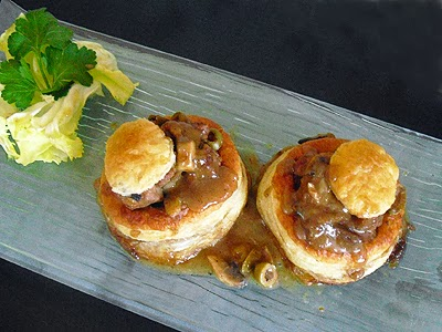 VOL AU VENT FINANCIERE