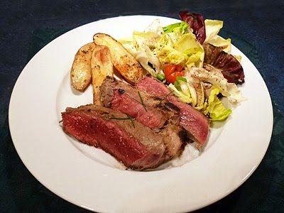 Steak Western