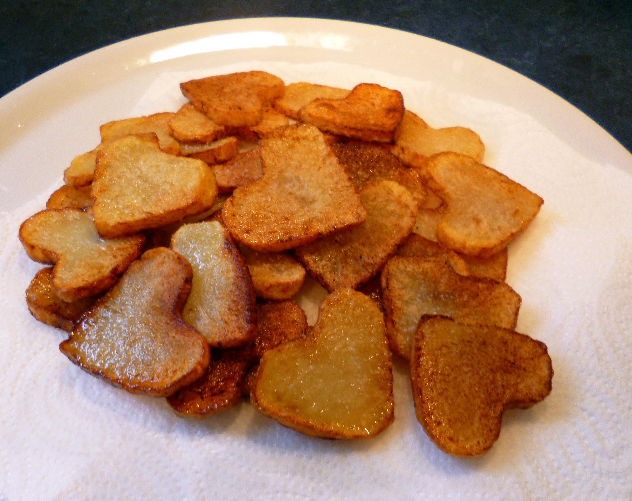 Frites st valentin la recette facile par toqu s 2 cuisine - Cuisine saint valentin ...