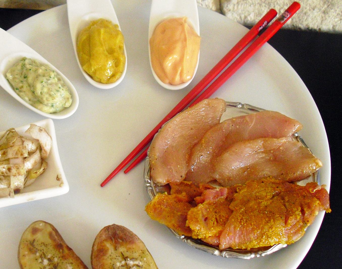 Pierrade chinoise la recette facile par toqu s 2 cuisine - France 2 telematin recette cuisine ...