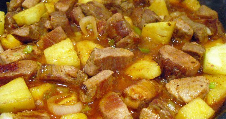 Sauté de porc Savanah