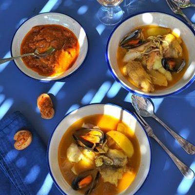 La région PACA et ses spécialités culinaires