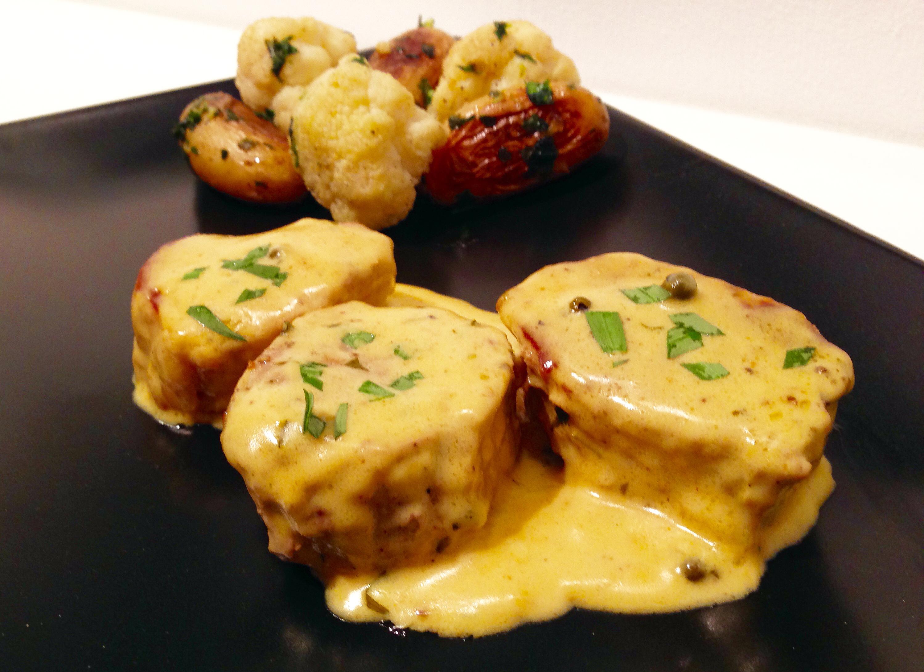 Filet mignon sauce savora la recette facile par toqu s 2 cuisine - Cuisson filet de boeuf au four chaleur tournante ...