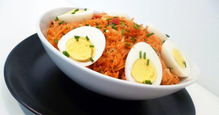 Salade de carottes Thaï
