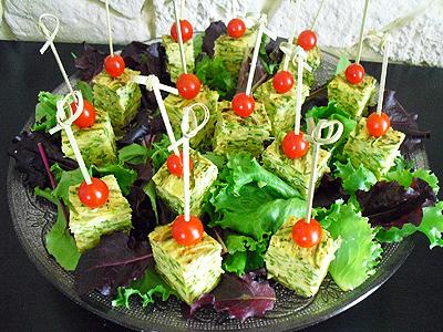 Gâteau De Courgettes La Recette Facile Par Toqués 2 Cuisine