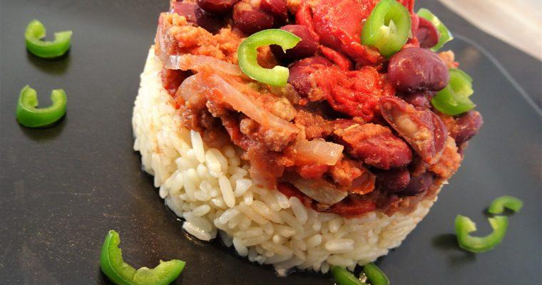 Chili con carne au Micro Minute
