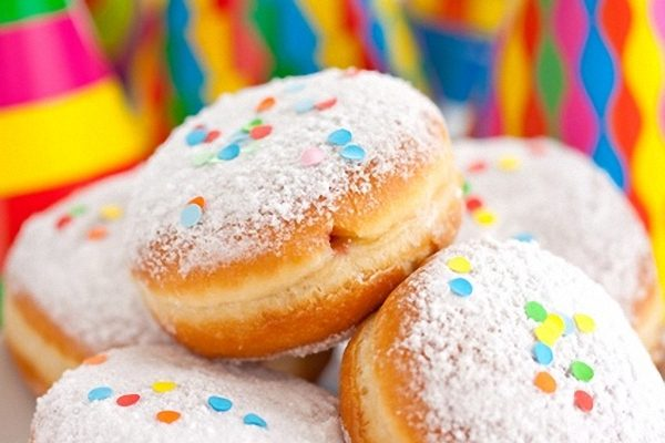 Mardi Gras !!! On fait le plein de beignets !