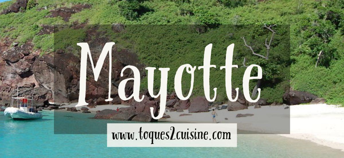 Spécialités culinaires de Mayotte
