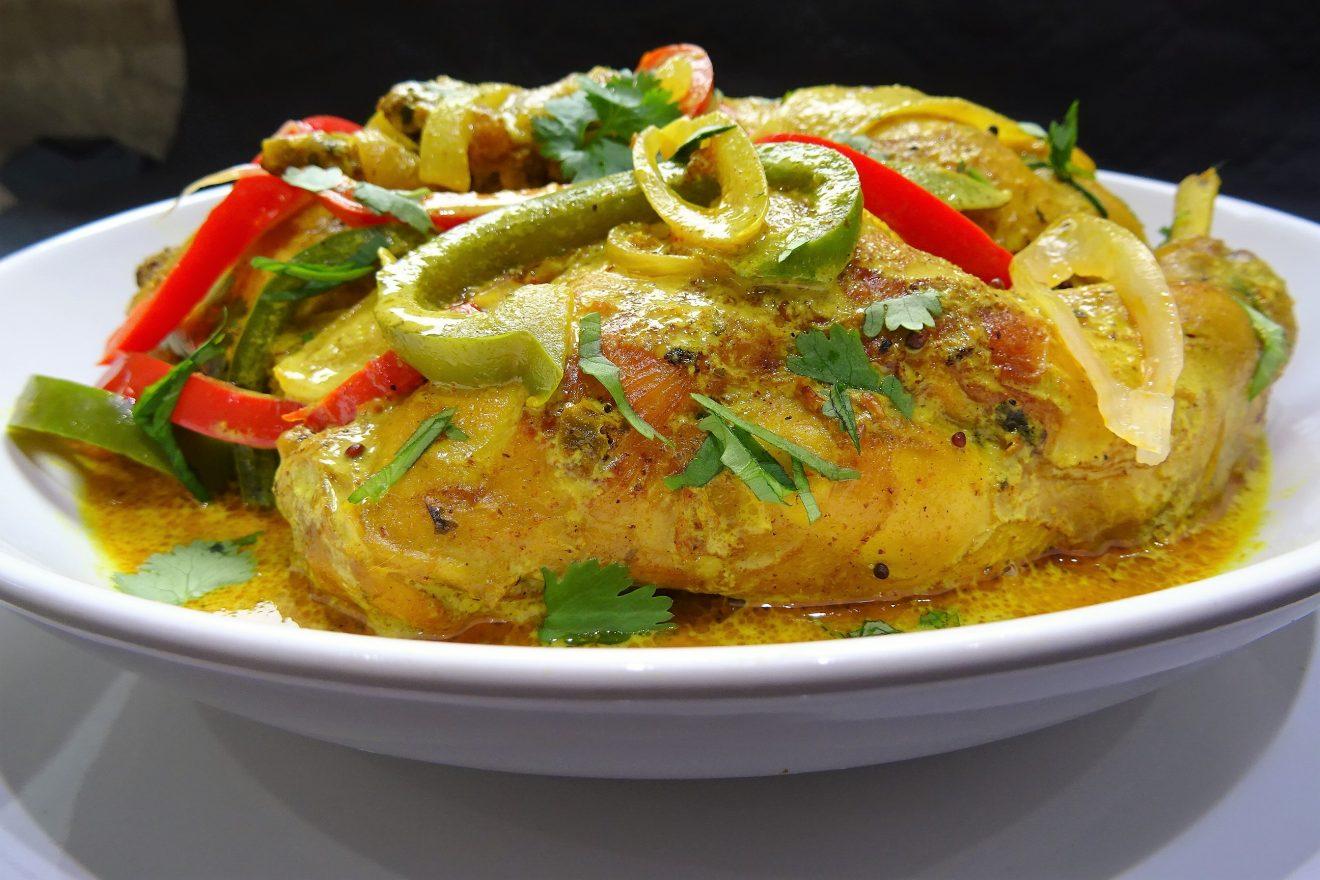 Lapin au curry - La recette facile par Toqués 2 Cuisine